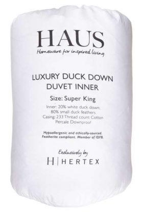 Luxury Duvet Inner