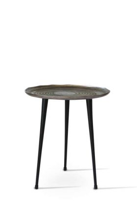 Metalurgic Side Table