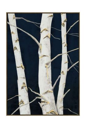 Birch Wall Art