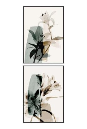 Casa Blanca Art Set